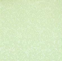 Serviette Geprägt Farbe Mintgrün 16 Stück, 33*33 cm