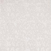 Geprägte Serviette in Silber, 16 Stück 33*33 cm