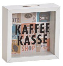 "Spardose Bilderrahmen ""Kaffeekasse"""